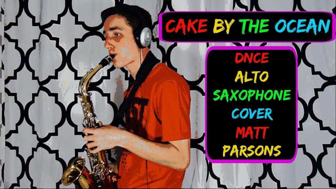 Cake By The Ocean Alto Sax