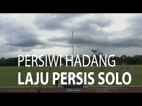 NET JATENG - PERSIWI JR HADANG LAJU PERSIS SOLO JR