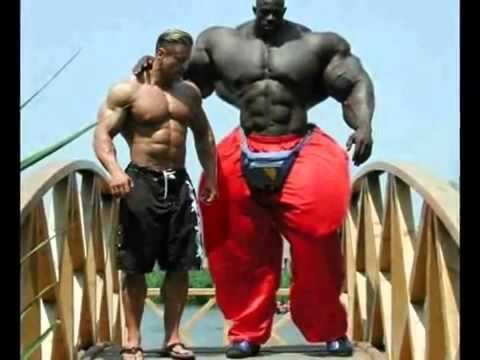 The biggest muscles in the world - YouTube