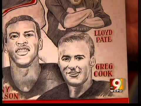 Fans mourn death of Greg Cook