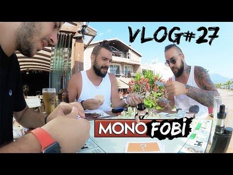 Fethiye   Monofobi - VLOG #27