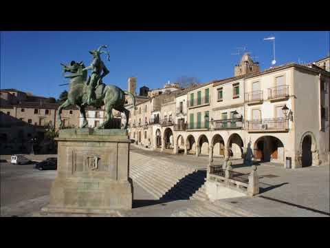 Trujillo, uno de los  Pueblos Mas bonitos España