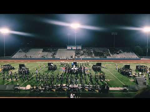 Round Rock HS Band 2018