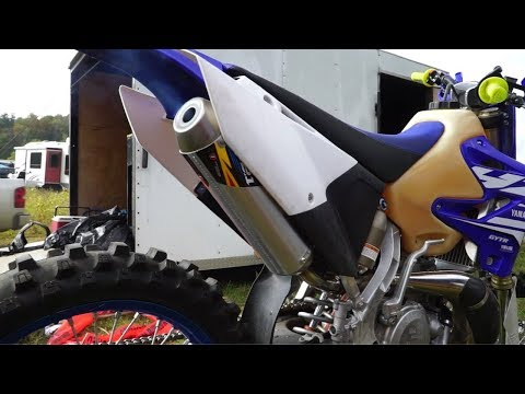 2 STROKE ONLY COMPILATION!! | YZ250 FMF Powercore 2.1