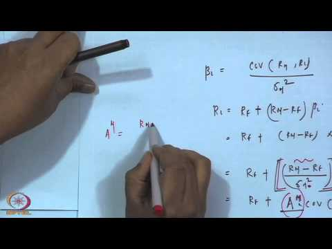Mod-01 Lec-23 International Capital Structure and Capital Assets Pricing Model