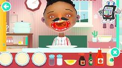 TOCA KITCHEN 2 Deutsch App für Android & iOS  - Spiele für Kleinkinder - Kaan, der Chef-Koch!