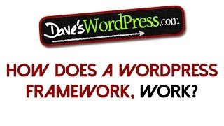видео Что такое Framework в Wordpress