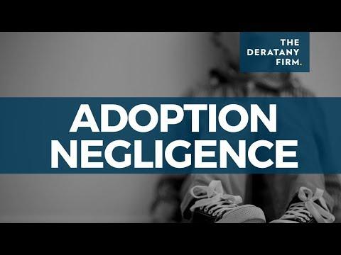 Adoption Negligence - Chicago Personal Injury Attorney Jay Paul Deratany