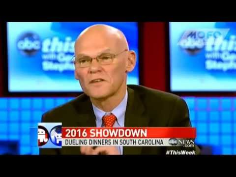 """James Carville: Ted Cruz """"the most talented and fearless Republican politician"""" since Reagan"""