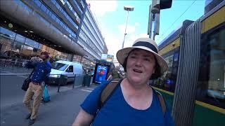 67. Трамвай в Хельсинки. Сын сказал ужасную вещь... Заселяемся в дом 1929 года. Финляндия.
