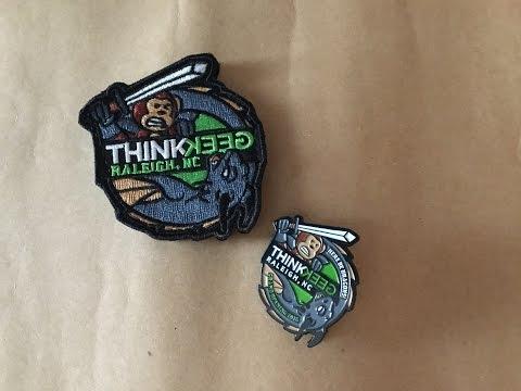 ThinkGeek IRL Grand Opening Raleigh NC 8/12/16