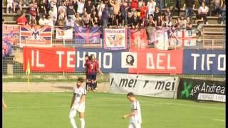 Aquila Montevarchi-Porta Romana 4-1 Eccellenza Girone B