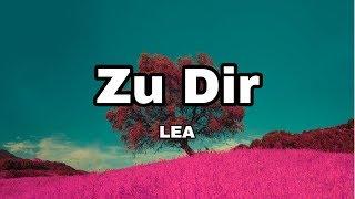 LEA - Zu dir (Lyrics)