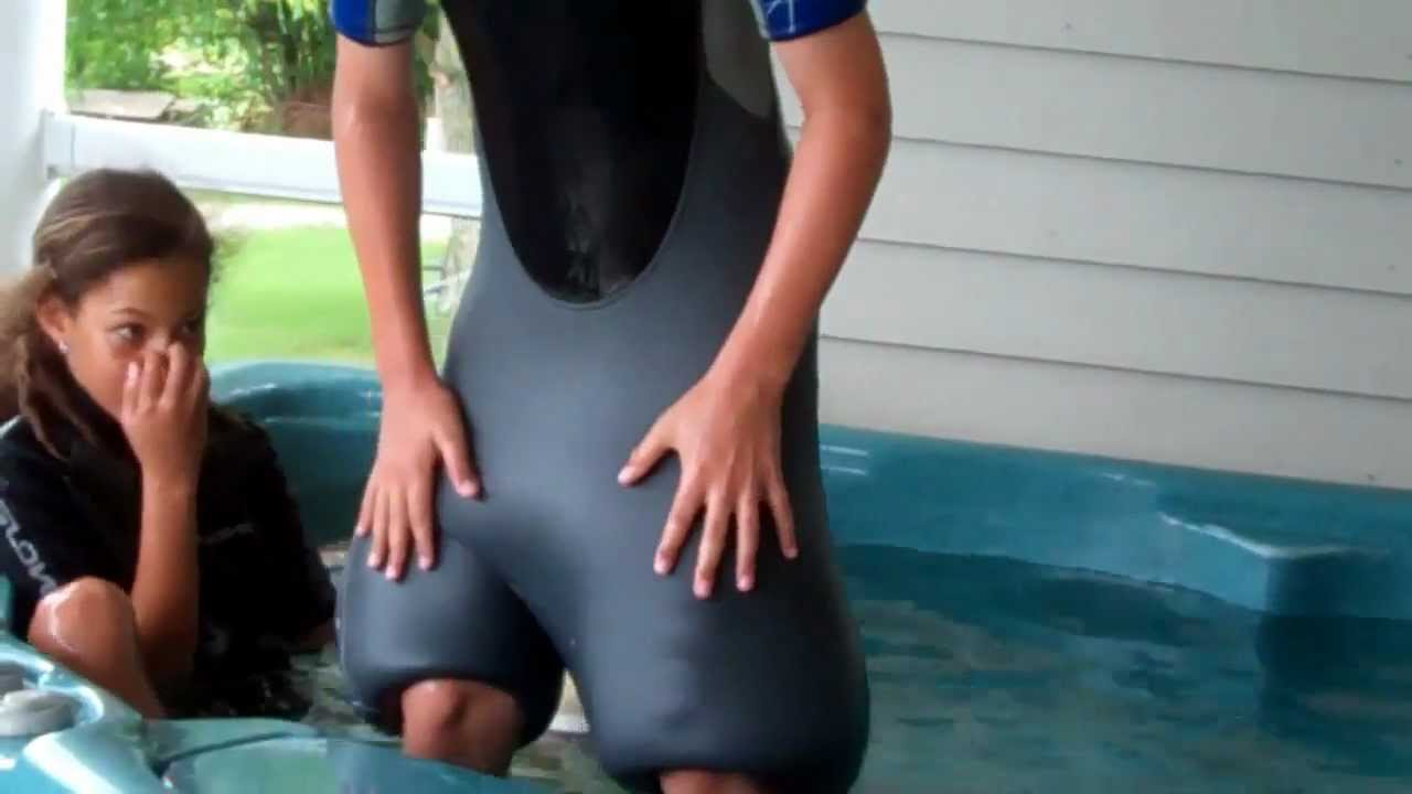 Ass In Water 114