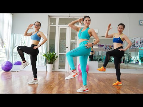 FAT KILLER WORKOUT – Aerobic Exercise Burning 500 Calories in 37 Mins | Eva Fitness