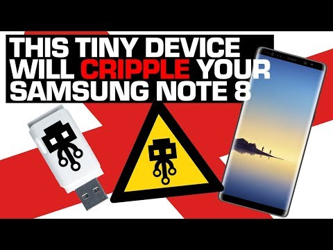 One tiny device can cripple your Note 8