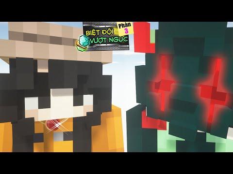 Minecraft Biệt Đội Vượt Ngục (Phần 3) #13- LAYLA BÙNG NỔ SỨC MẠNH - KẾT THÚC  👮♂️ vs 😘 (HẾT)