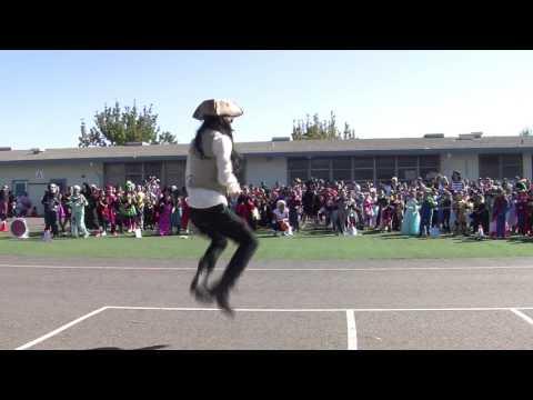 Thriller Dance 2015 Bridges Academy
