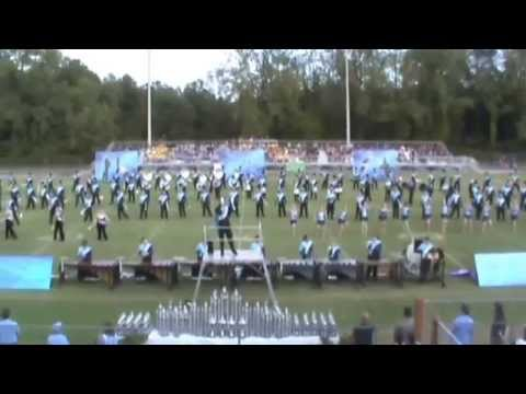 JC Jets Band, Dixie Pride Marching Band Competition, West Morgan High School, Trinity, AL
