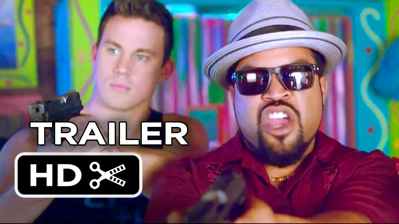 22 Jump Street Official Trailer 1 2014 Channing Tatum Movie Hd