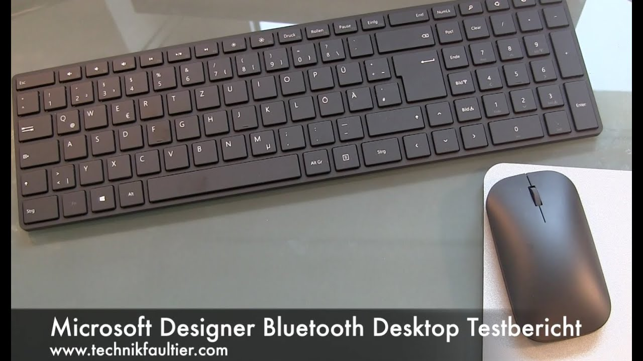 Microsoft Designer Bluetooth Keyboard Drivers for Windows Mac
