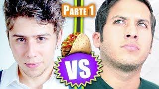 ★ AlexXxStrecci vs Alex Tienda - Reto Tacos 1/2
