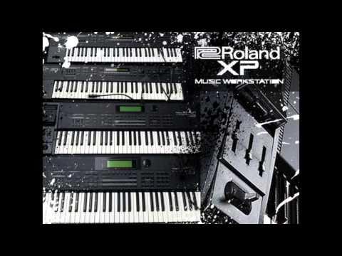 ROLAND XP 80 DEMO SONG - The Axe - Alex Wurman