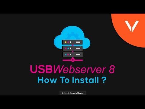 How To Install USBWebserver