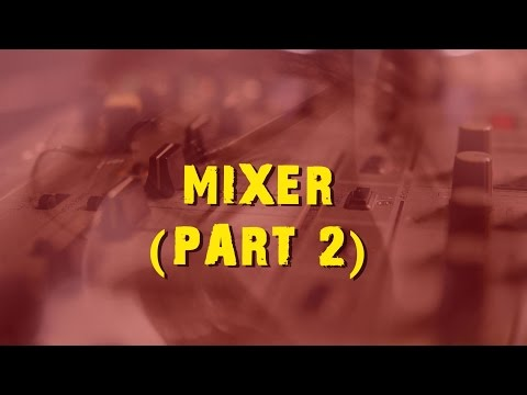 DJ Suketu Unplugged    Mixers    Part 2   DJ Suketu