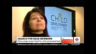 Child Development Institute - CBC News Now interview with Director of Family Violence Services