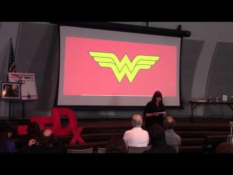 Видео: The power of cosplay  Erin McConnell  TEDxTampaRiverwalk