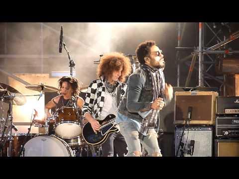 Lenny Kravitz - Allgäuhallenplatz Kempten - 24.06.2015 - Strut - LIVE !!!
