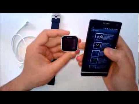 Sony Akıllı Saat | Sony Smartwatch