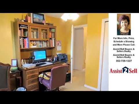 11807 Clair Place, Clermont, FL Presented by Assist2Sell Buyers & Sellers Realty.