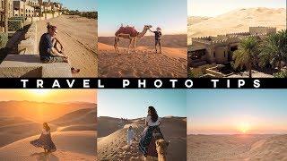 HOW TO TAKE AMAZING TRAVEL PHOTOS!