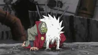 Goodbye Jiraiya. AMV Tribute to the Pein VS Jiraiya fight and Jiraiya