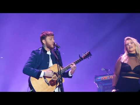 James Arthur and Ella Henderson - Birmingham