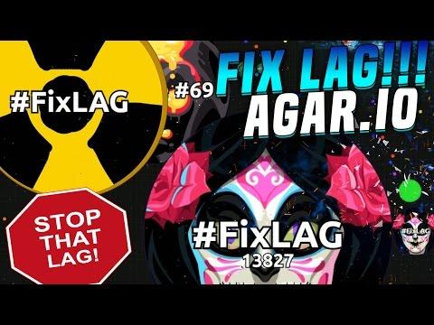 #FixLAG Agar.io c/ @PokeR988HD | @Miniclip | @RubinhoDeejay