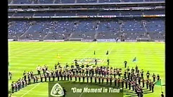 Artane Boys Band & Artane Senior Band. Croke Park, 1996.