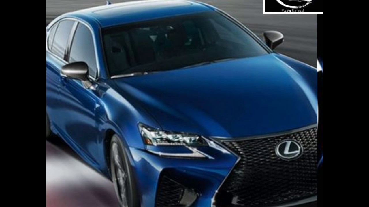2019 Lexus GS Design, Engine, Release and Price - YouTube