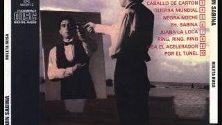 Negra noche - Joaquin Sabina