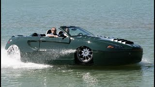 Amphibious & Unusual Cars That You Never See