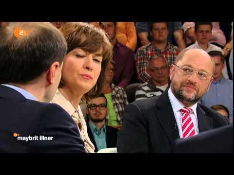 Putins neues Russland - Maybrit Illner ZDF - 04.09.2014