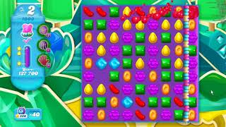 Candy Crush Soda Saga Level 1000 and 1001