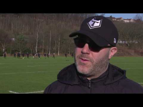 Eric Perez speaks about the upcoming friendly with Hull FC