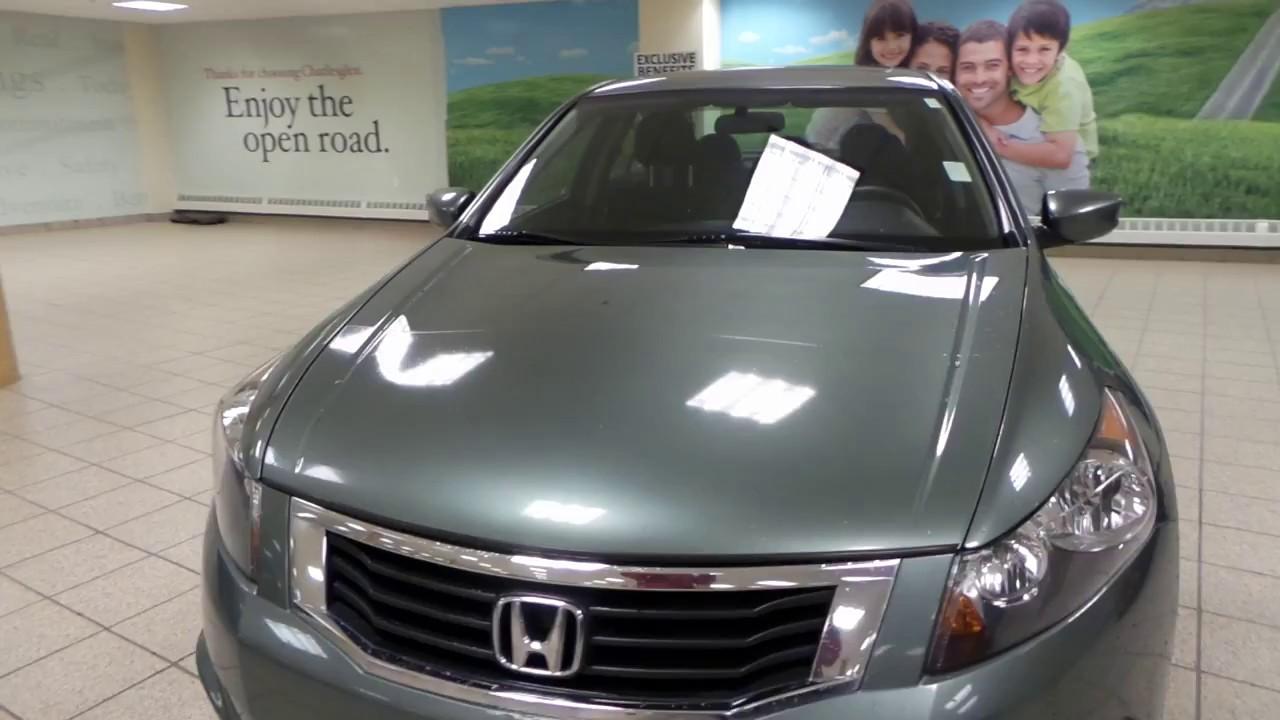 Charming 2009 Honda Accord Sedan EX 5 Speed Manual   161327A