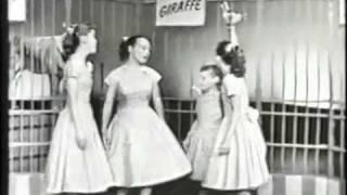 The Lennon Sisters - Zippedeedoodah