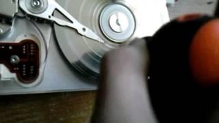 Jak zničit harddisk