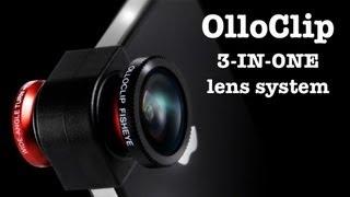 Olloclip - объектив для iPhone(, 2013-01-30T19:28:24.000Z)