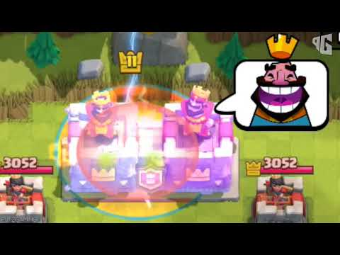 Clash Royale Funny Moments 2017 - Clash LOL Funny Montages, Glitches, Trolls #30